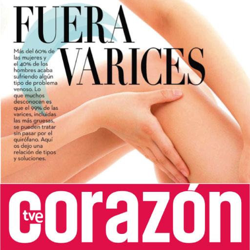 FUERA VARICES - CORAZÓN TVE